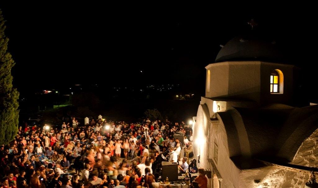 Astypalean Festive Celebrations
