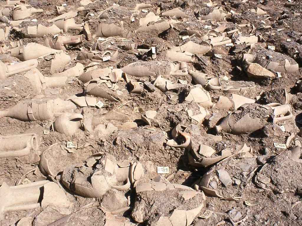 Infantile Graveyard Excavation at Kylindra